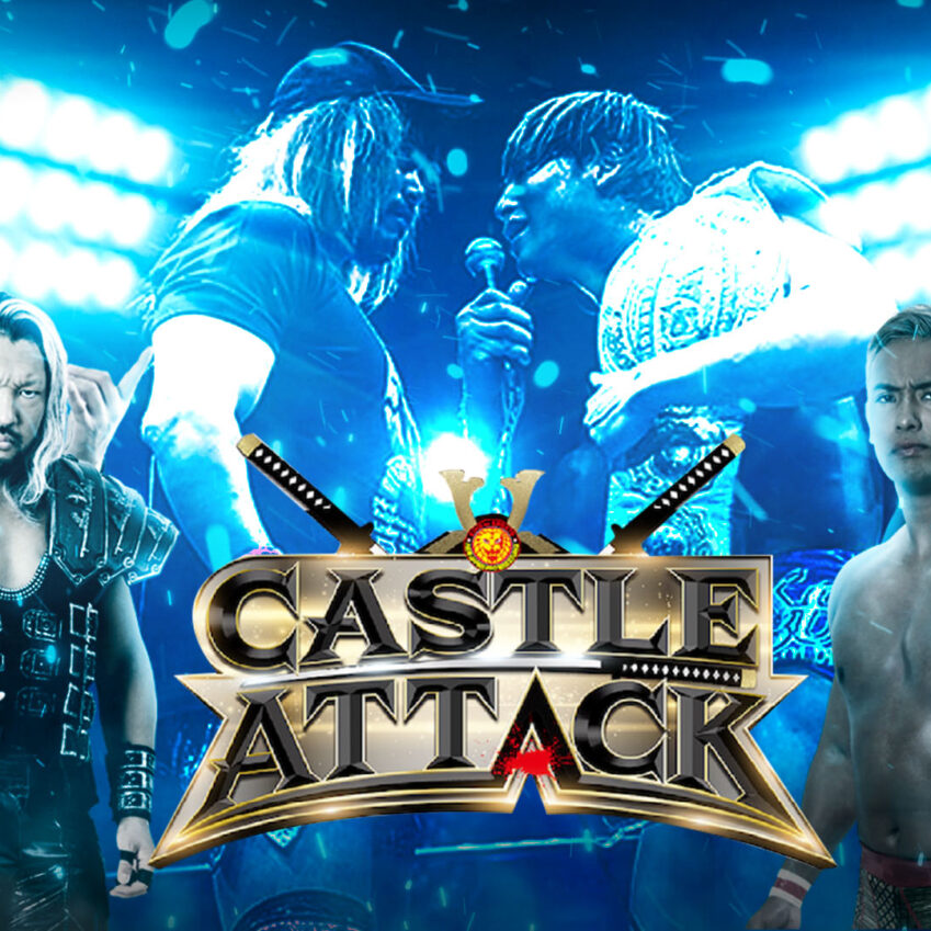 Risultati NJPW Castle Attack - Day 1