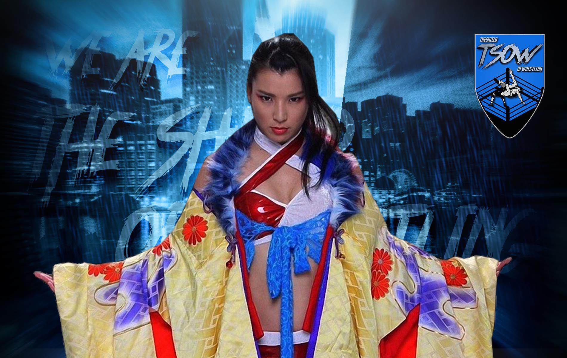 Hikaru Shida celebra il suo anno di regno in AEW