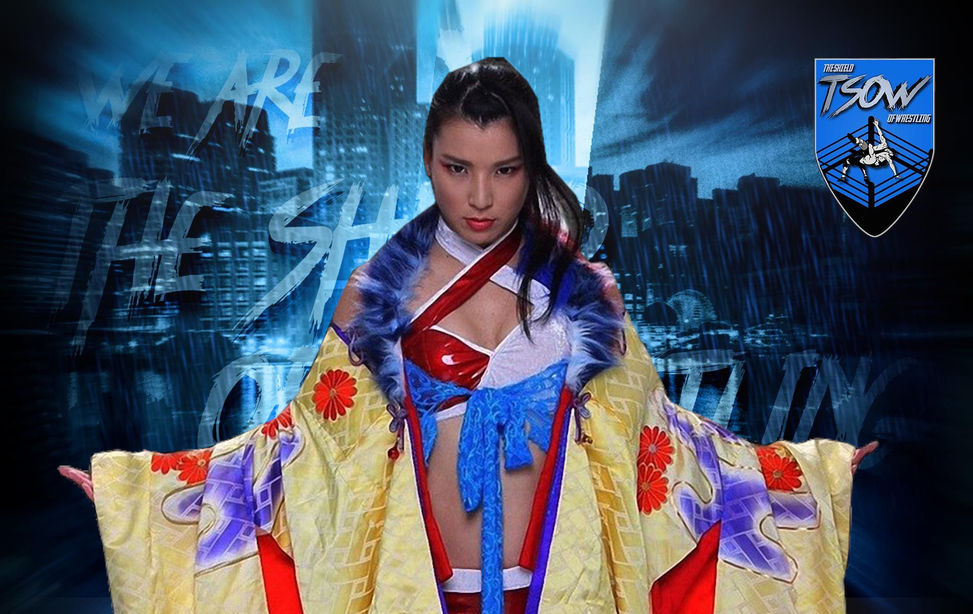 Hikaru Shida salterà le prossime puntate di AEW Dynamite