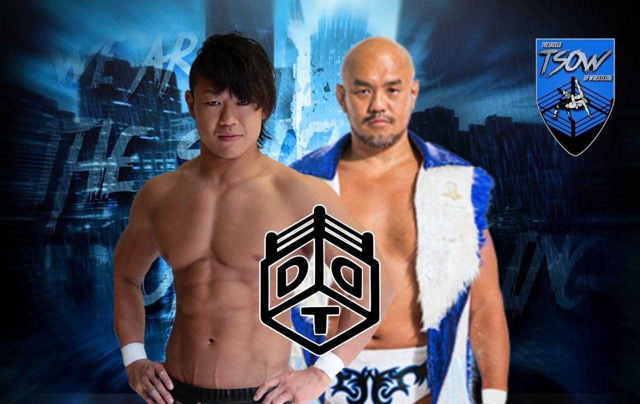 Jun Akiyama vs Tetsuya Endo: chi ha vinto l'incontro titolato?