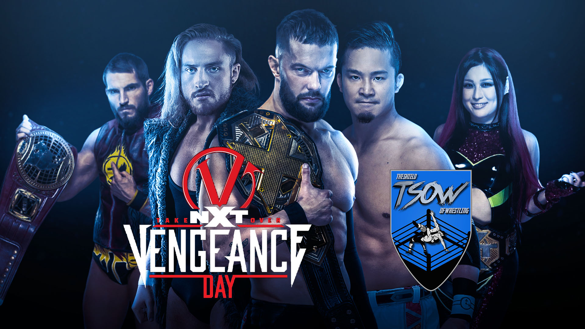 NXT TakeOver: Vengeance Day - Pagelle