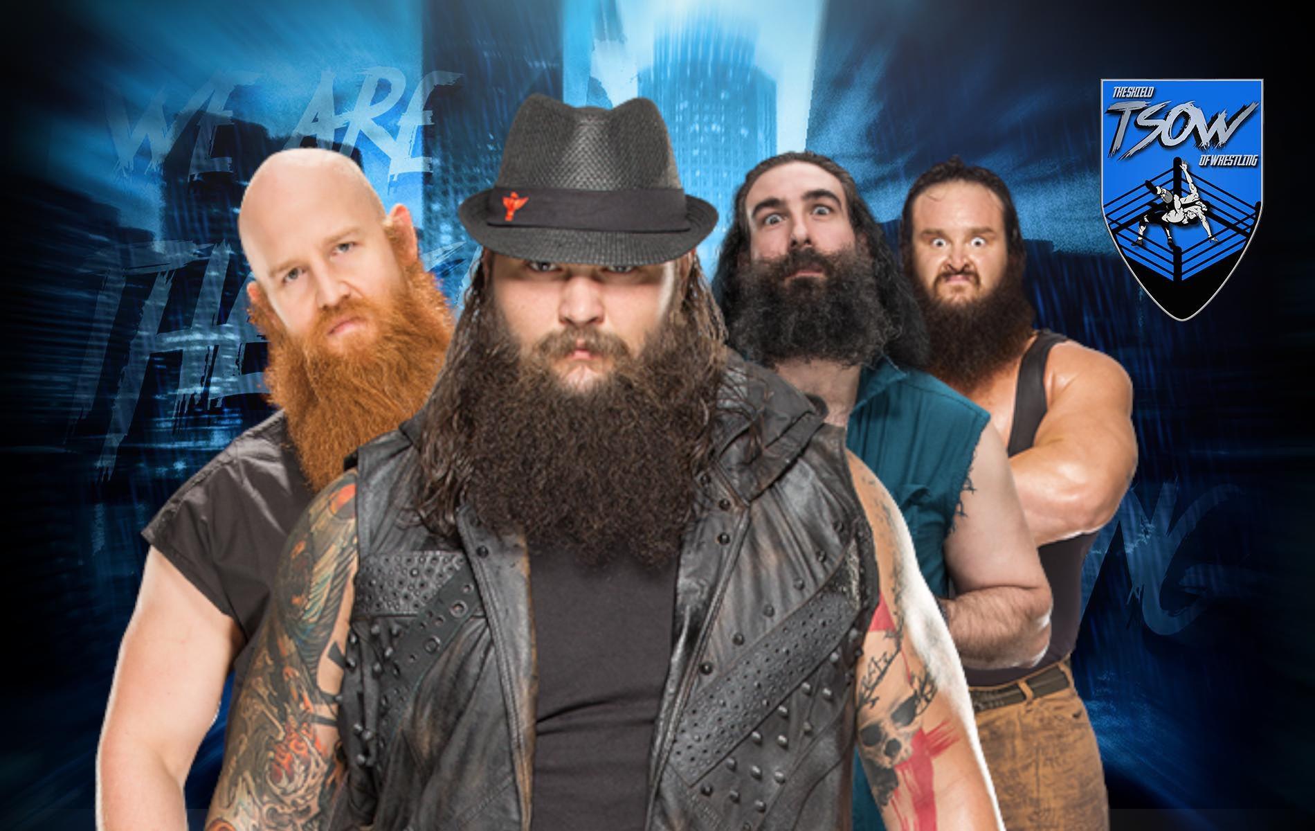 Wyatt Family: i piani originali per la stable