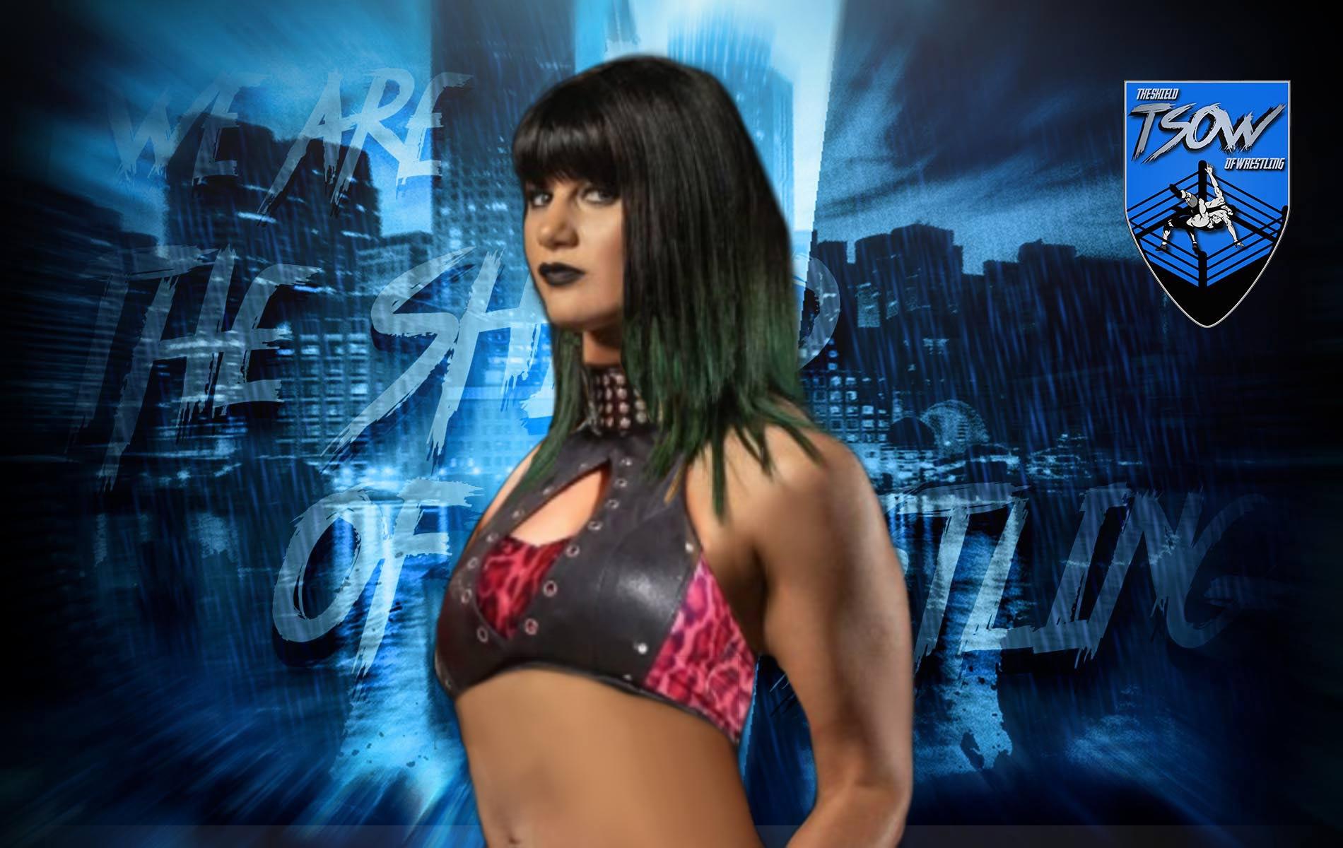 Bea Priestley è molto vicina alla WWE?