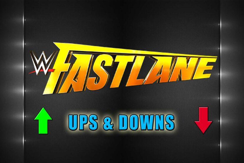 Fastlane Ups&Downs 21-03-2021: Un ritorno spaventoso