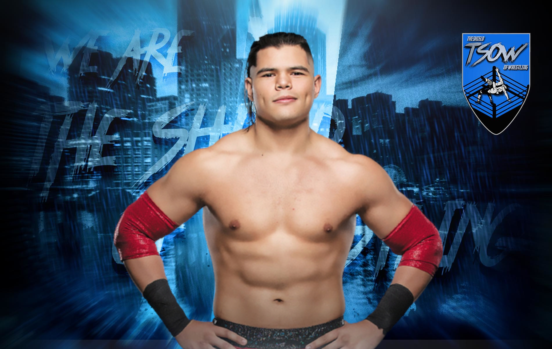 Humberto Carrillo: serio infortunio durante RAW