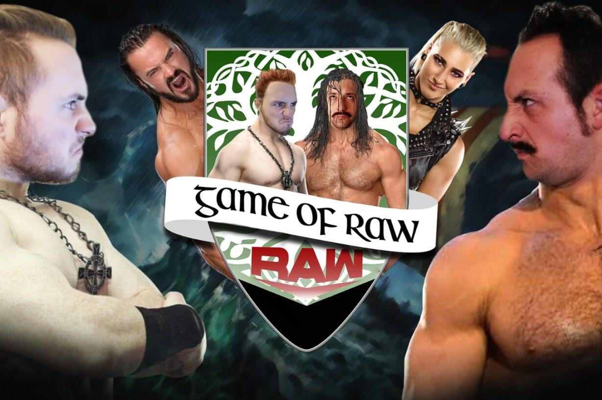 Game Of RAW Episodio 8