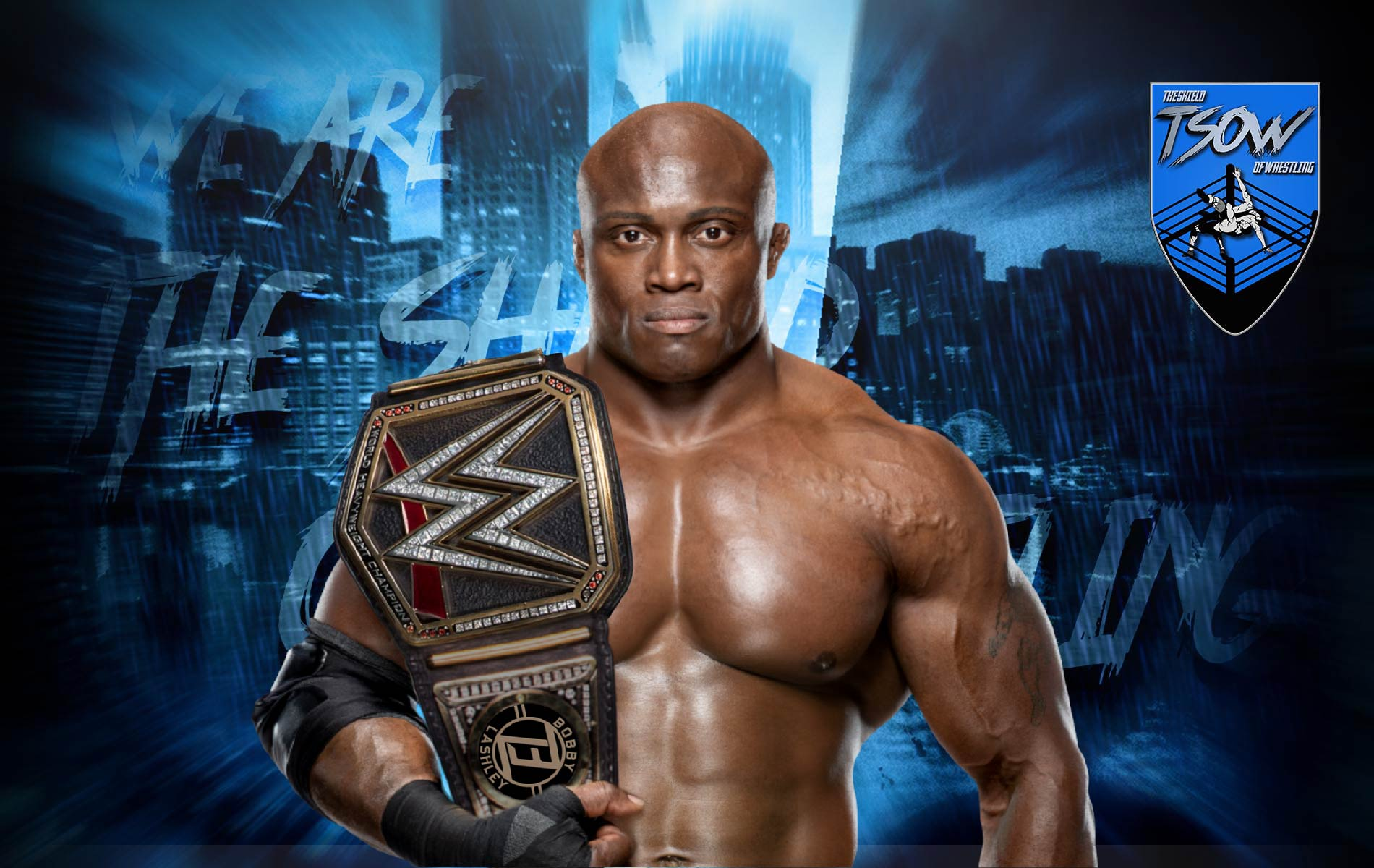 Bobby Lashley: chi affronterà a WWE Hell in a Cell 2021?