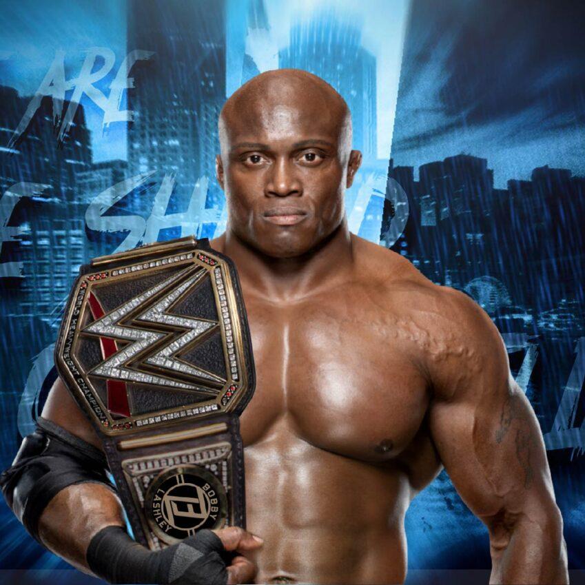 Bobby Lashley offre una chance per il WWE Title a Batista