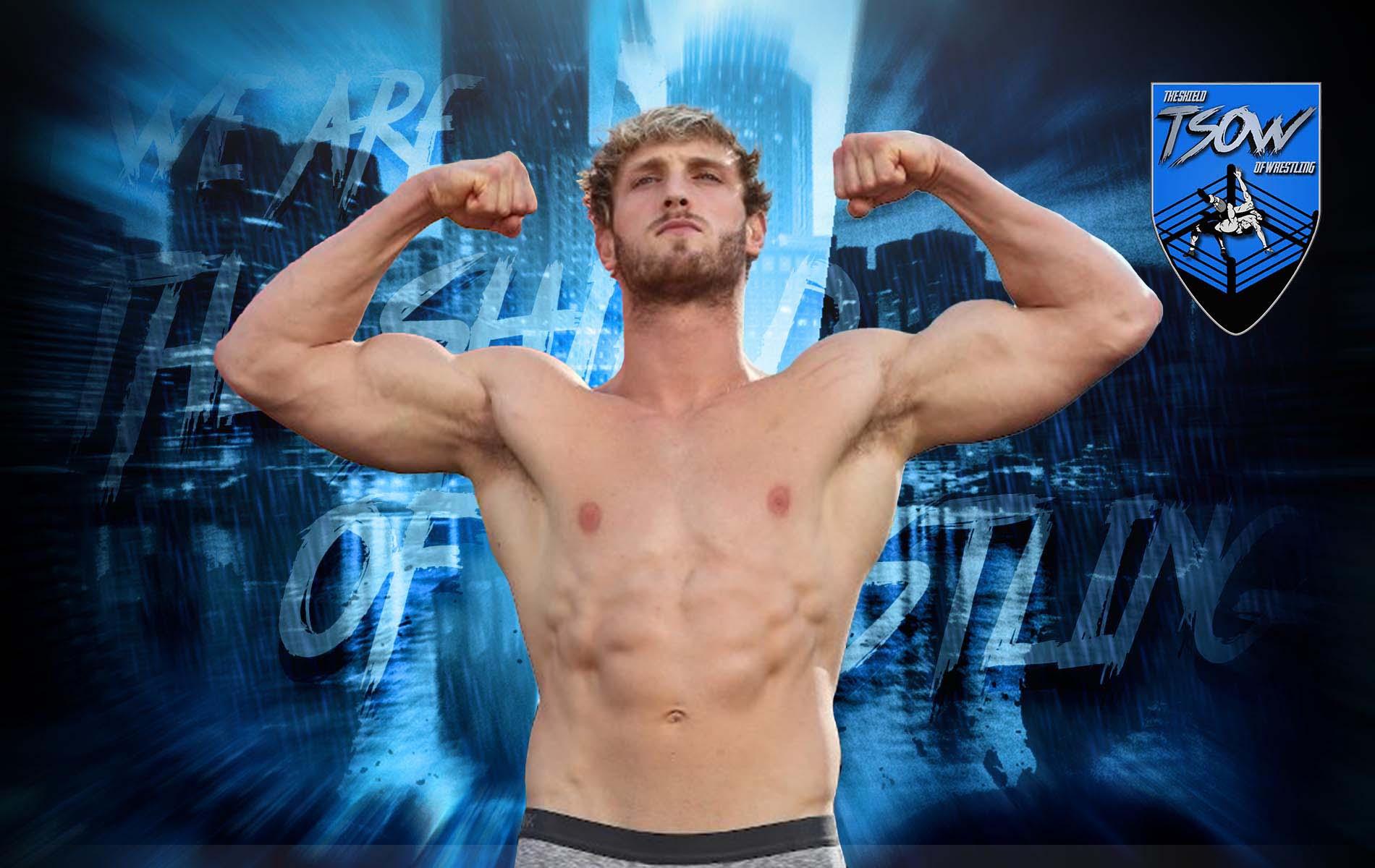 Logan Paul sarà a WrestleMania 37?