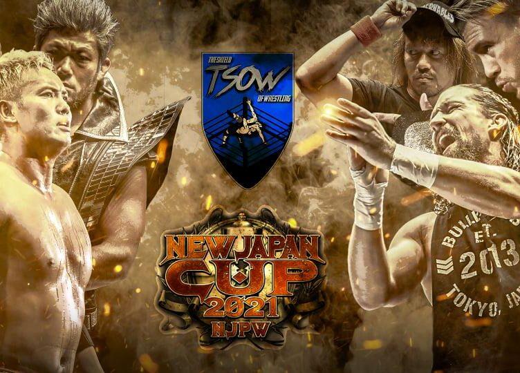 Risultati NJPW NEW JAPAN CUP 2021 – Day 3