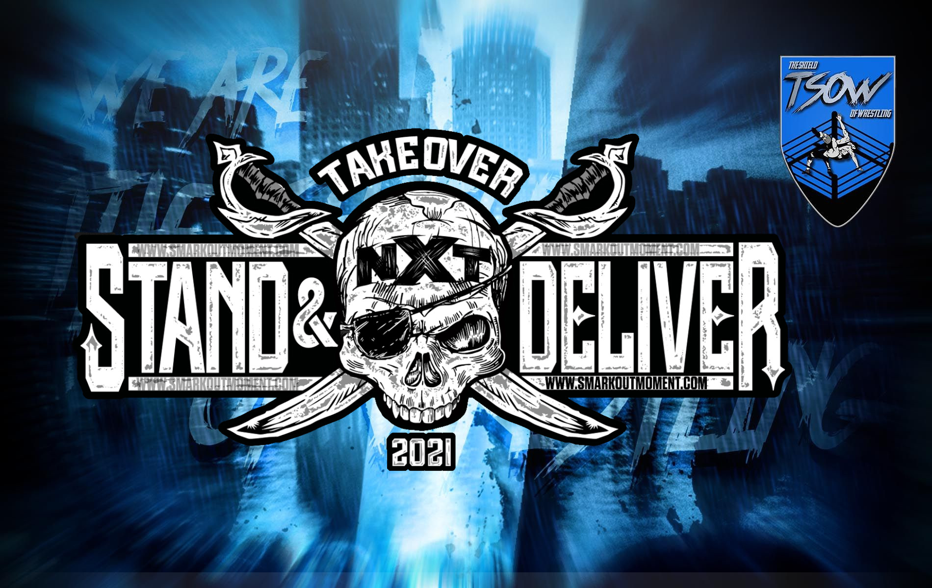 NXT TakeOver: Stand & Deliver - Le due card