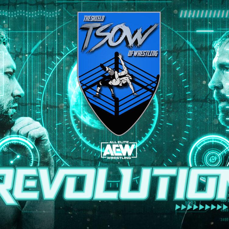 AEW Revolution 2021 - Risultati Live