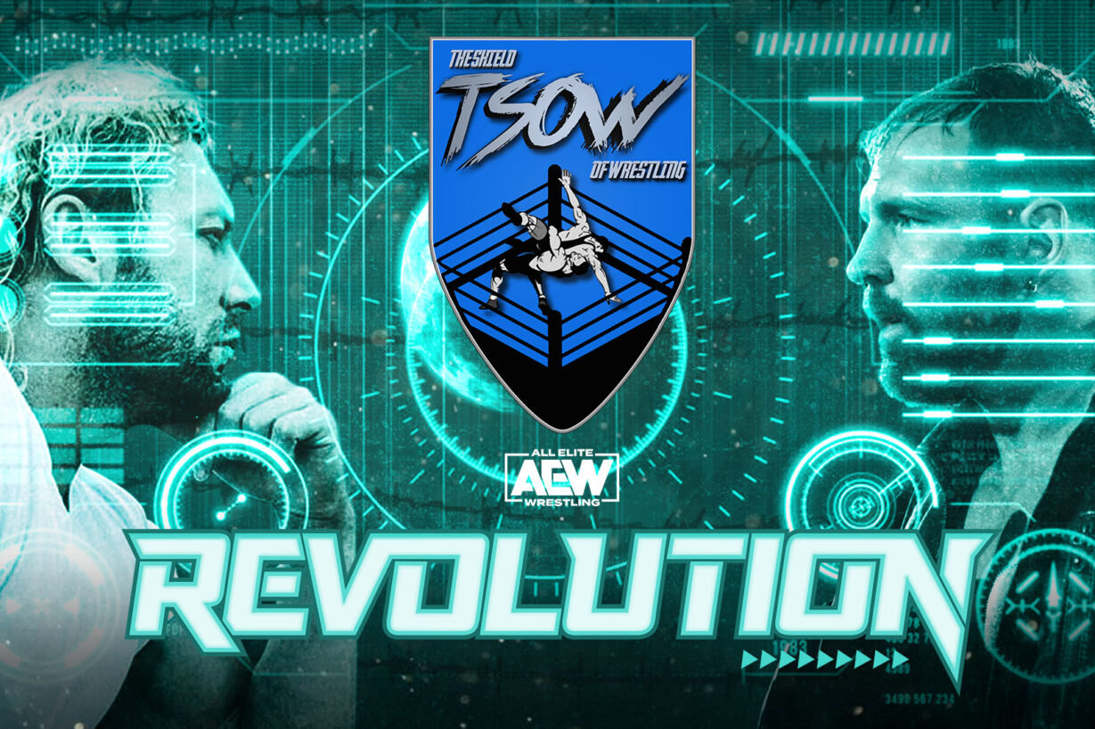 Report AEW Revolution 2021