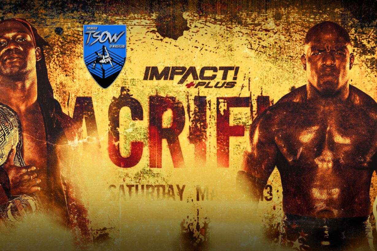 Report Sacrifice 13-03-2021 - IMPACT! Wrestling