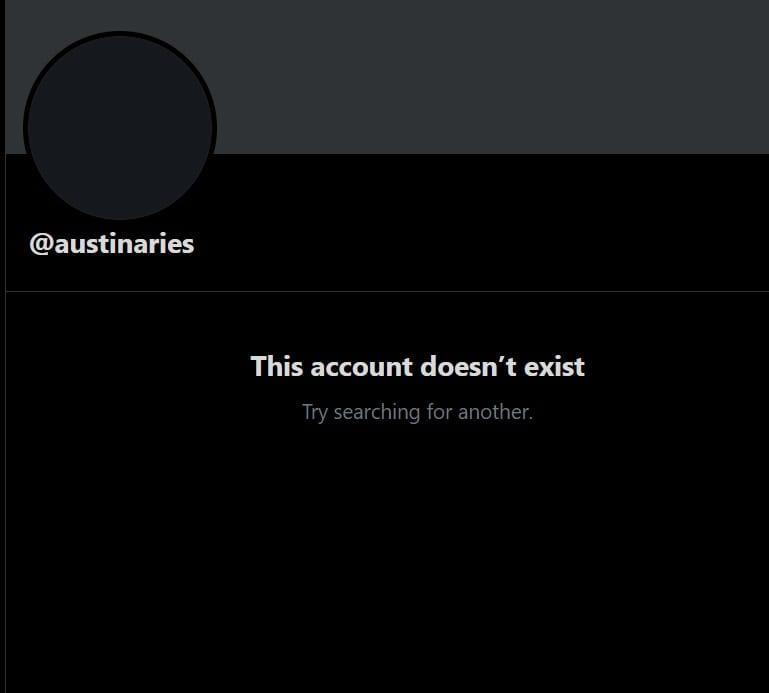 Austin Aries chiude il suo profilo Twitter