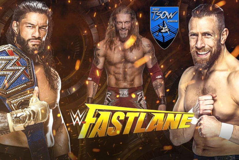 WWE Fastlane 2021 - Pagelle