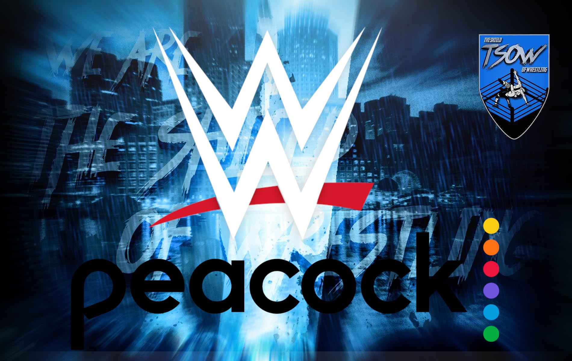 WWE Network: Peacock aggiunge diversi episodi di WWF Superstars