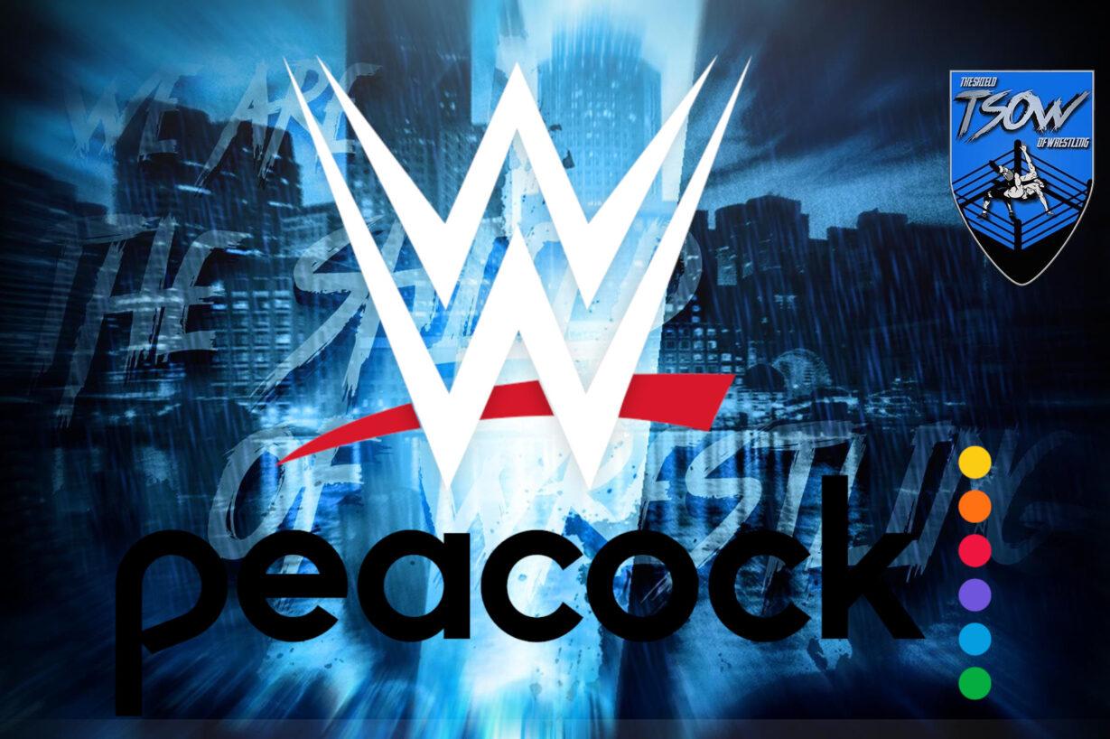 WWE su Peacock: ancora problemi con la Hall Of Fame 2021