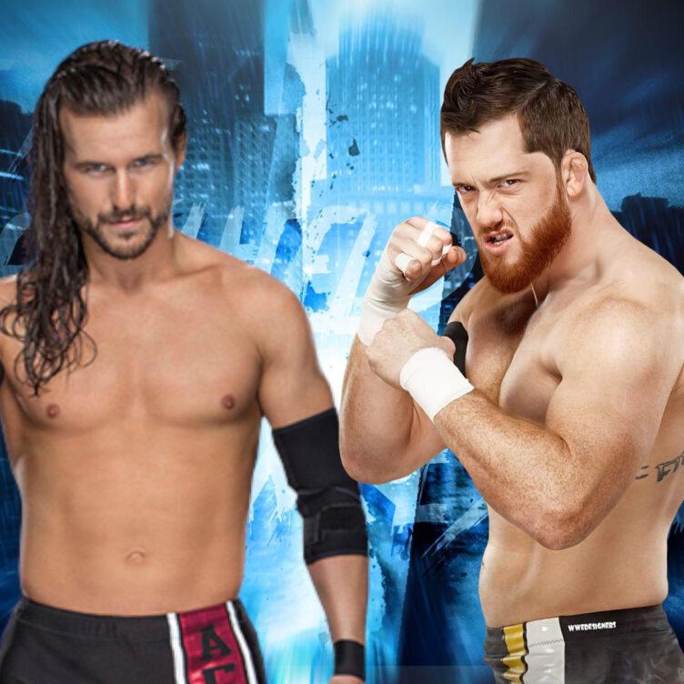 Adam Cole vs Kyle O'Reilly annunciato per NXT TGAB