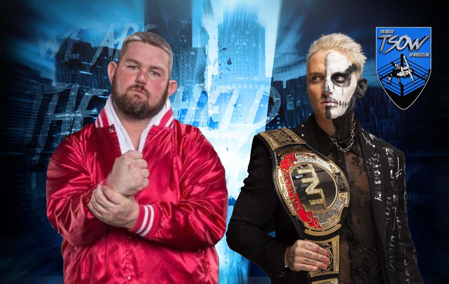 AEW Dynamite: il risultato di Darby Allin vs JD Drake