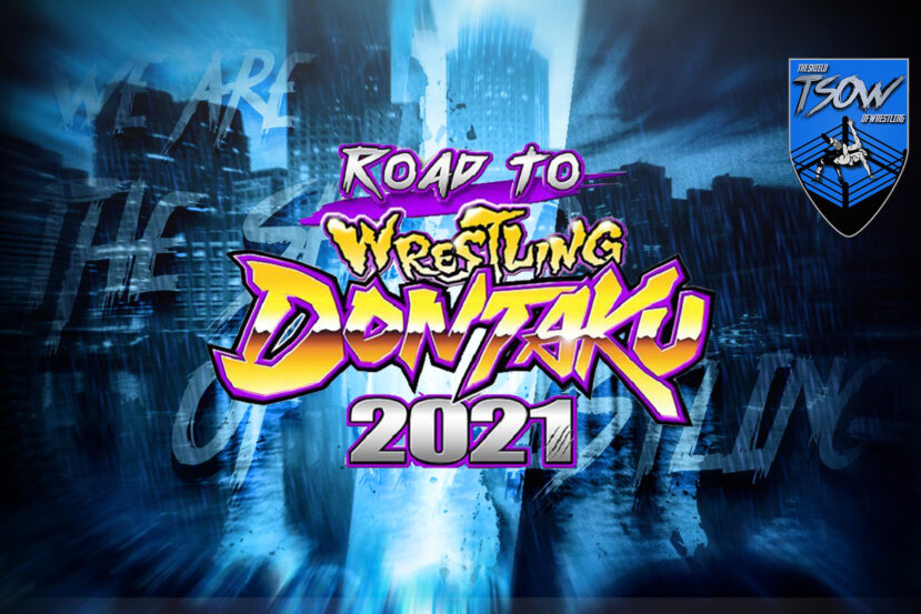 Risultati NJPW Road to Wrestling Dontaku 2021 - Day 6