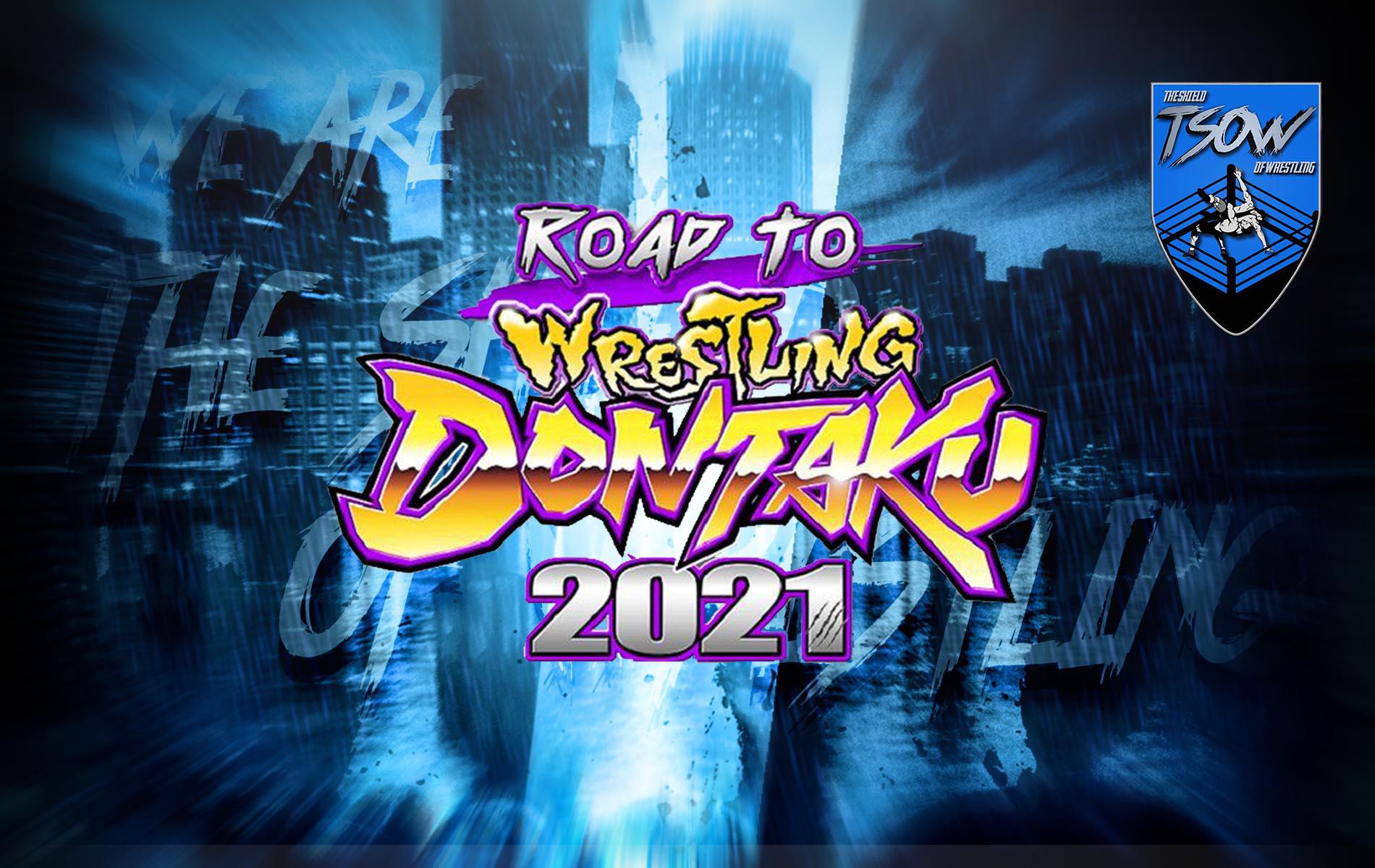 Risultati NJPW Road to Wrestling Dontaku 2021 - Day 6