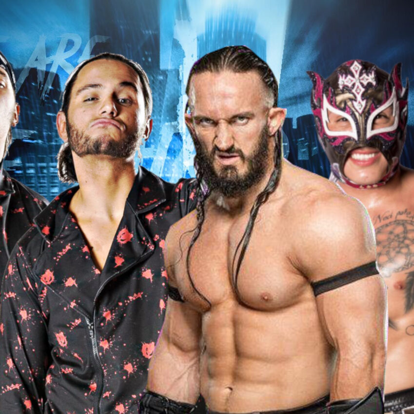 Young Bucks: grande trionfo a AEW Dynamite