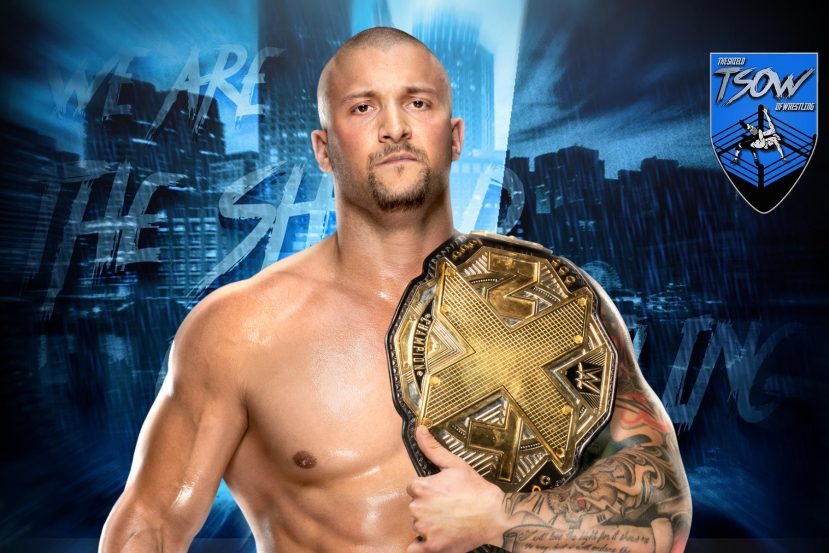 Karrion Kross non ha affrontato Bronson Reed a SmackDown