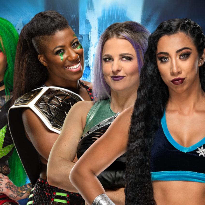 NXT: come è finito il match di coppia femminile?