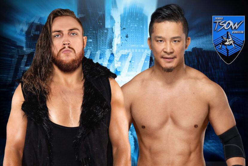 NXT TakeOver: chi ha vinto tra KUSHIDA e Pete Dunne?