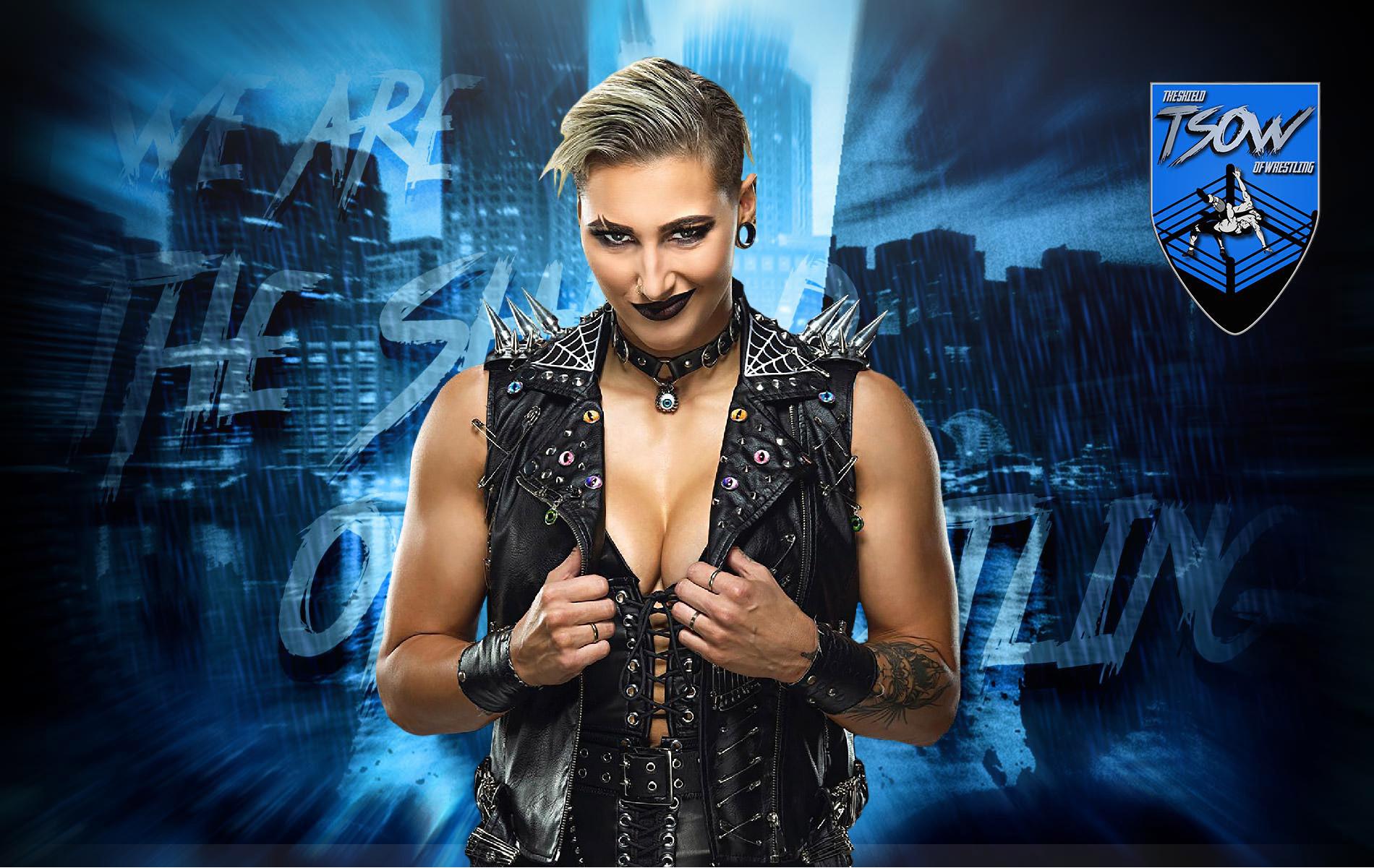 Rhea Ripley parla dell'assenza di Charlotte da WrestleMania