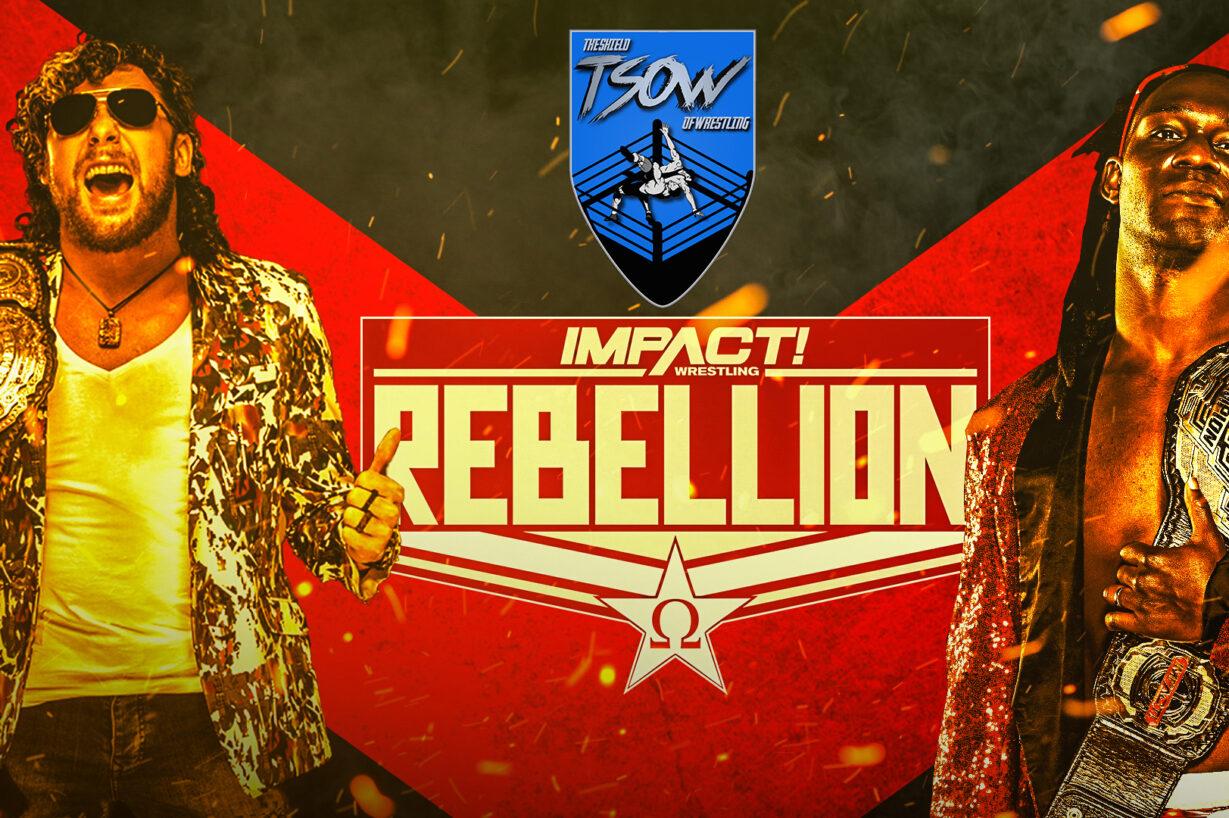 Report Rebellion - IMPACT! Wrestling