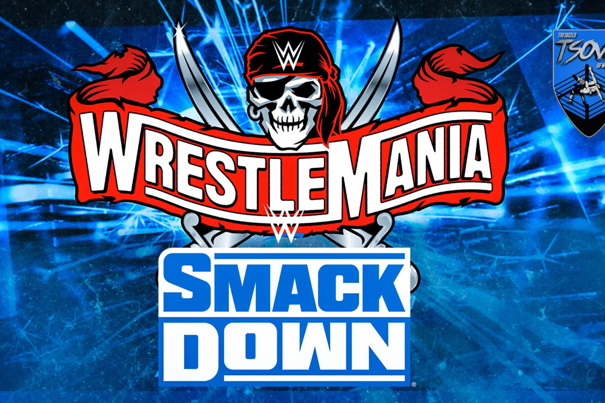 Report SmackDown 09-04-2021 - WWE