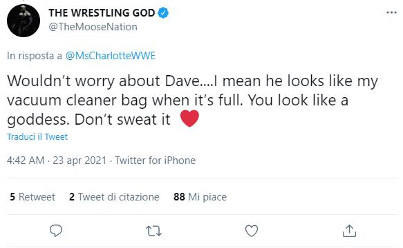 Dave Meltzer criticato dopo le sue parole a Charlotte Flair