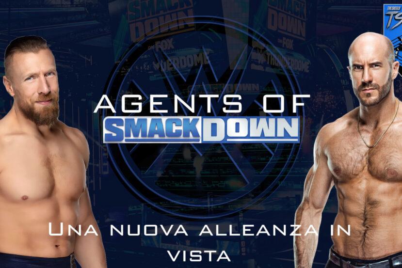 Agents Of SmackDown #3 Una nuova alleanza in vista?