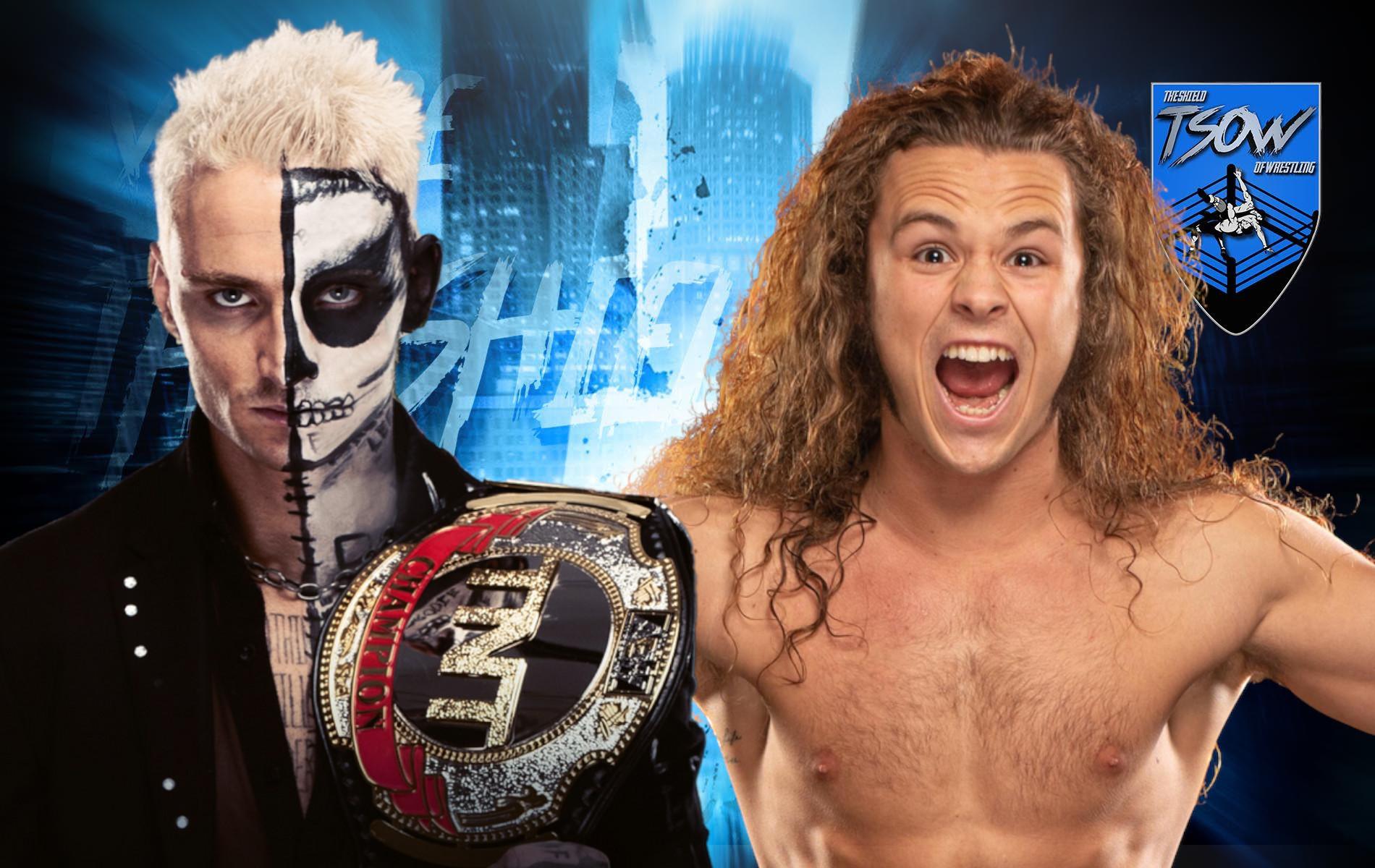 Darby Allin difende il titolo: sconfitto Jungle Boy
