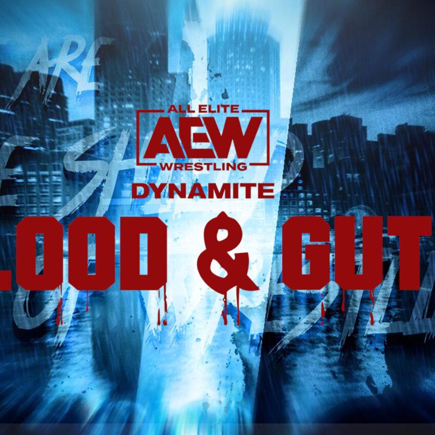 AEW Blood & Guts: le reazioni dei wrestler ai ratings