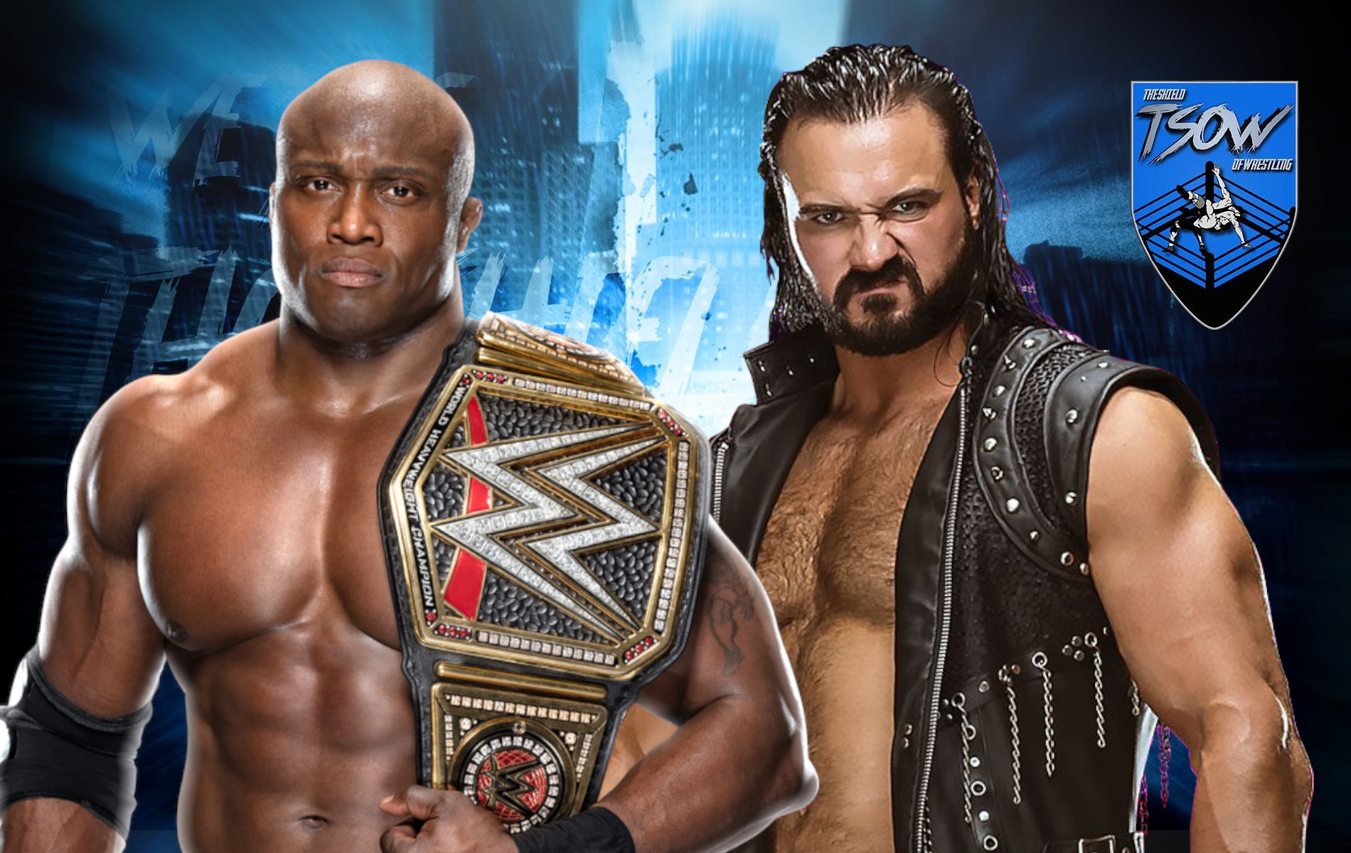 Bobby Lashley vs Drew McIntyre sarà un Hell in a Cell Match