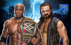 WrestleMania 37: il risultato di Drew McIntyre vs Bobby Lashley