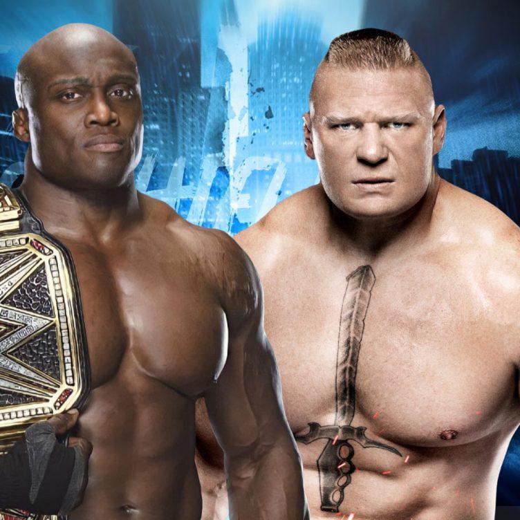 Bobby Lashley continua a voler sfidare Brock Lesnar