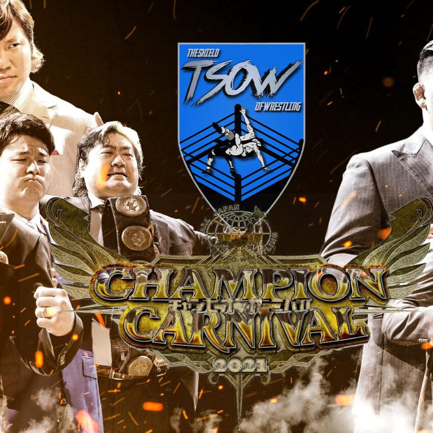 Risultati AJPW Champion Carnival 2021 - Day 4 & Day 5