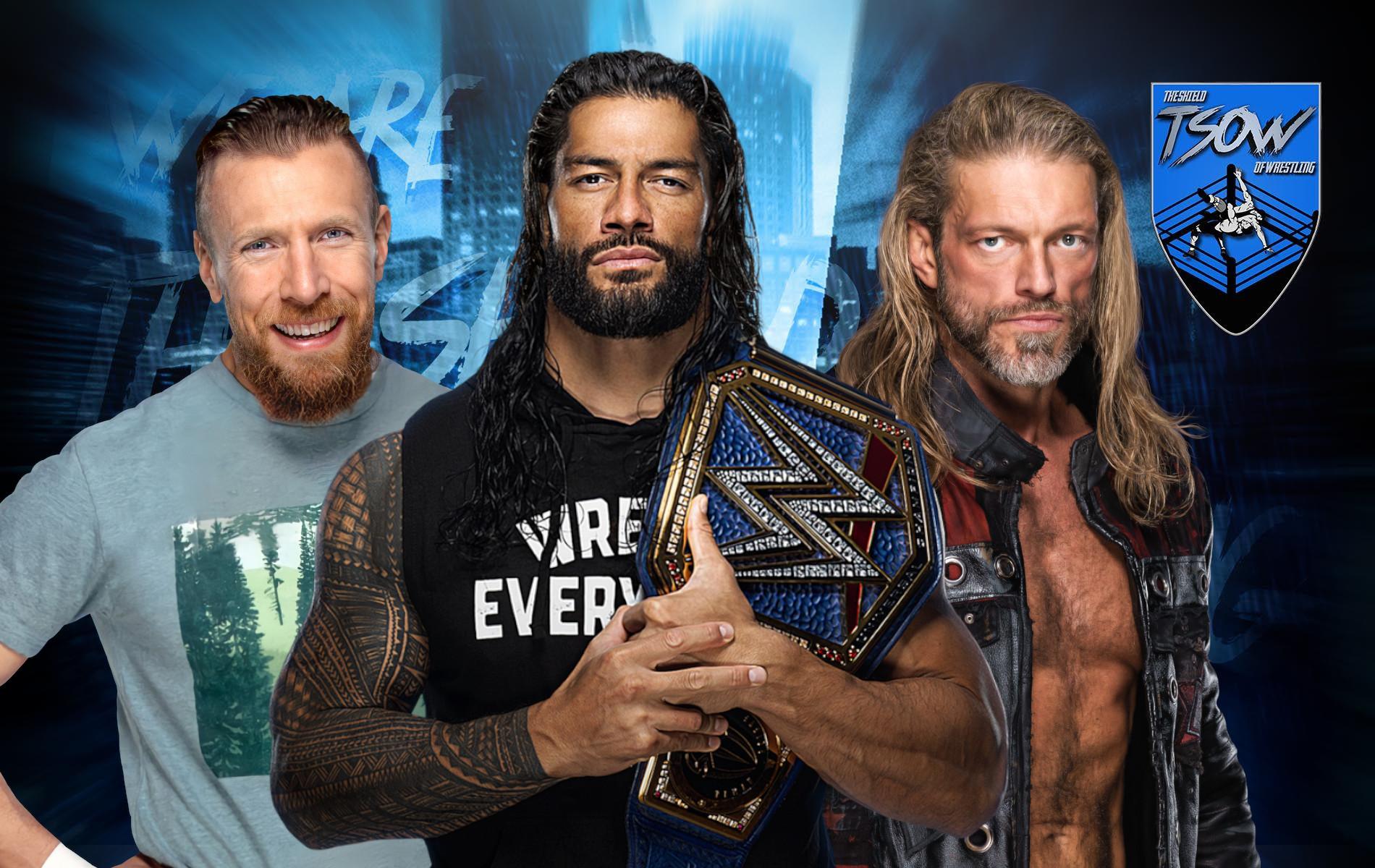Daniel Bryan sorpreso dai fischi per Roman Reigns