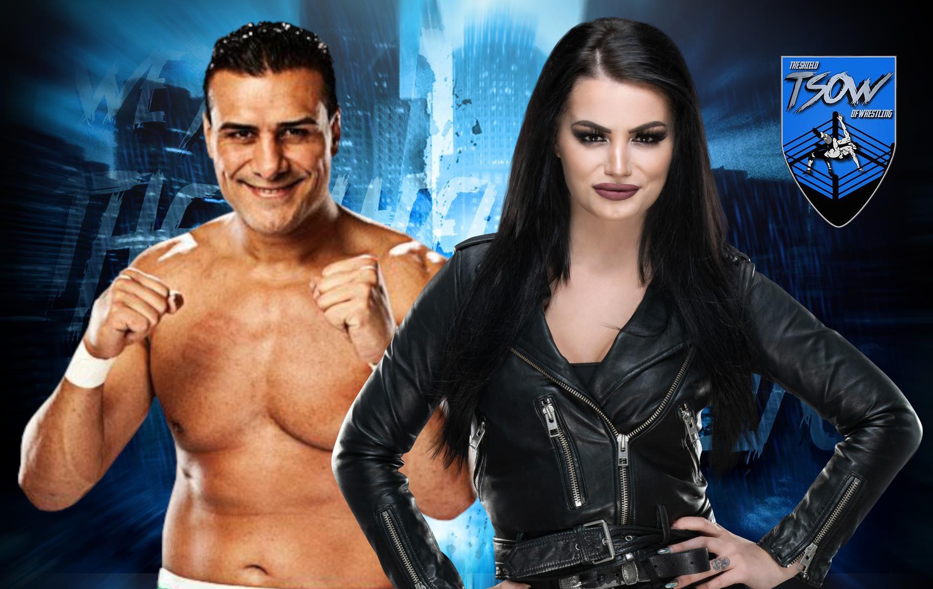 Alberto Del Rio: tutta la verità sulla relazione con Paige