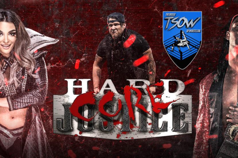 Report Hardcore Justice 10-04-2021 - IMPACT! Wrestling