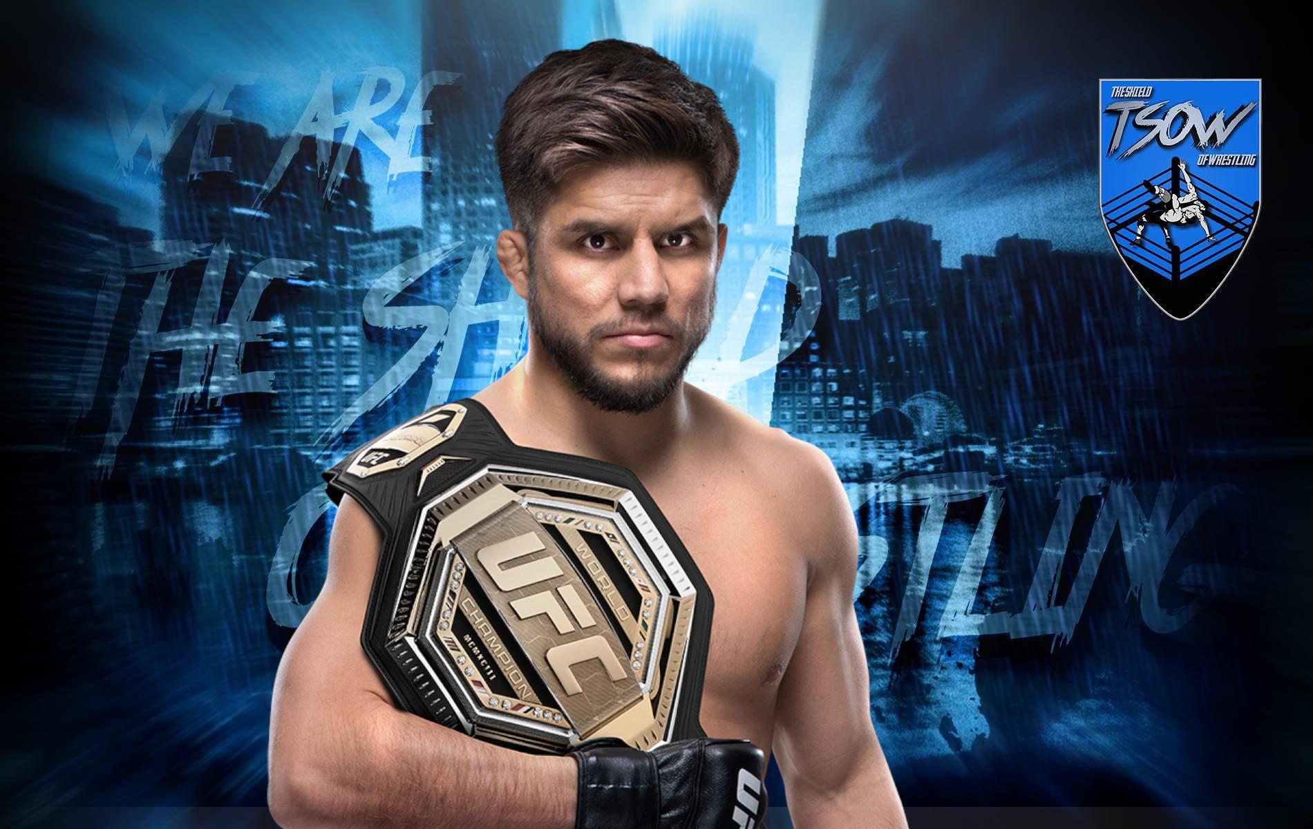 Henry Cejudo: la WWE lo voleva come nuovo Rey Mysterio