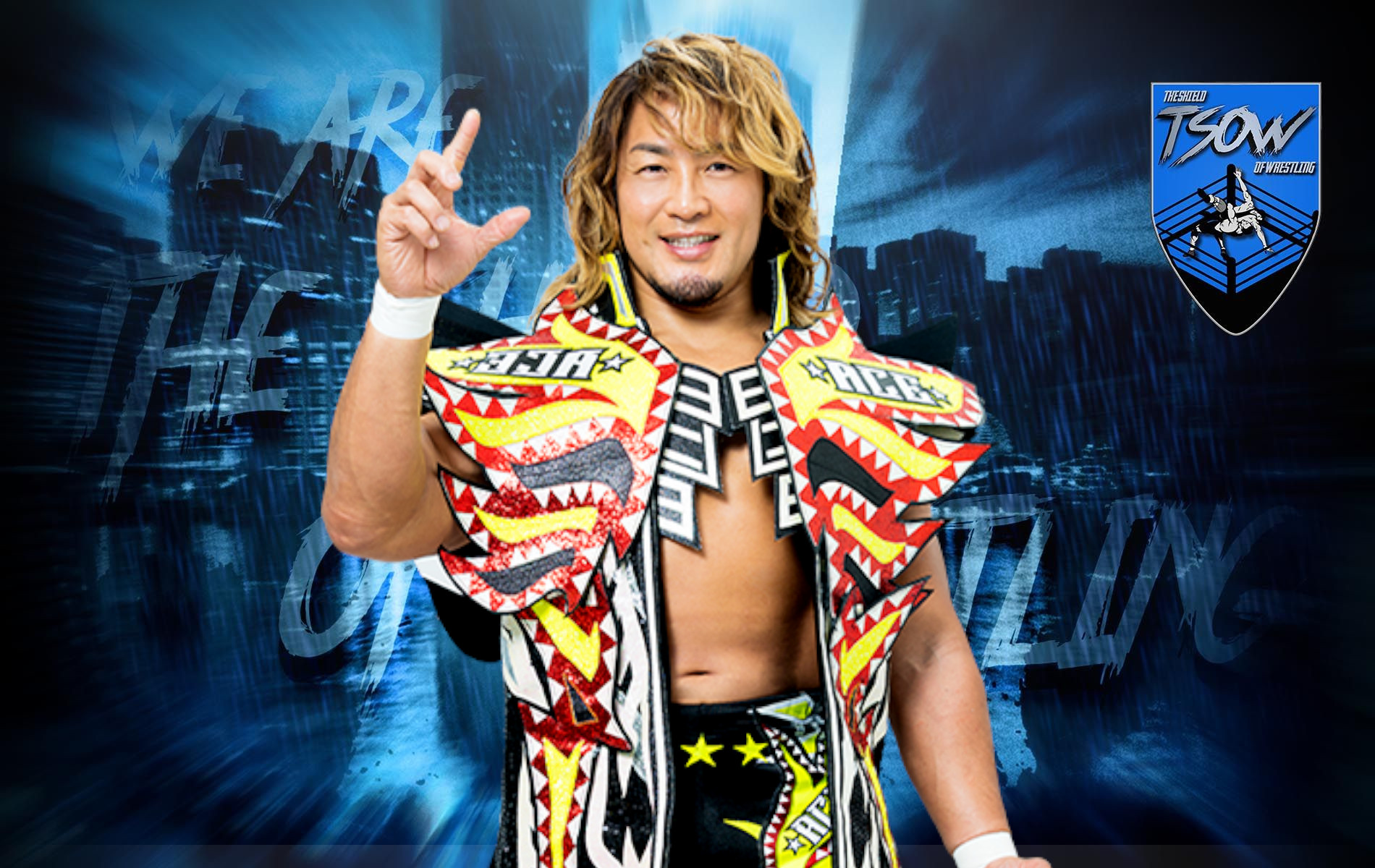 Hiroshi Tanahashi deve ad Eddie Guerrero la sua finisher
