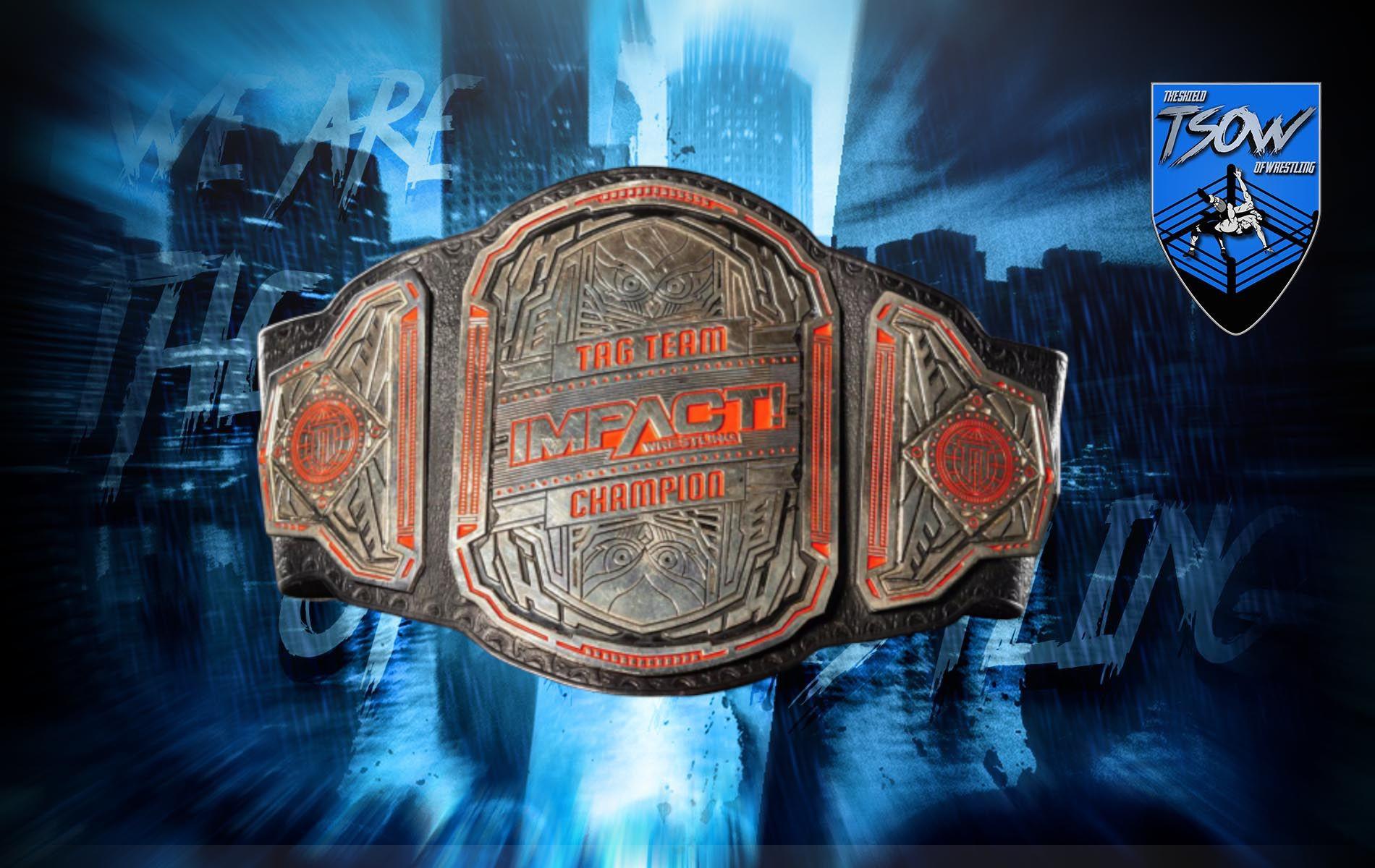 FinJuice: chi saranno i nuovi sfidanti a IMPACT Wrestling?