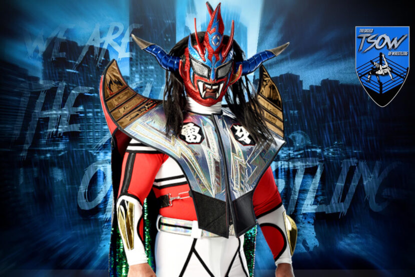 WWE Hall Of Fame: toccante messaggio di Jushin Thunder Liger