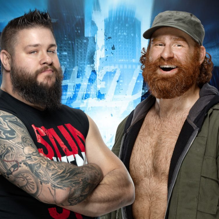Kevin Owens batte Sami Zayn a Hell in a Cell 2021
