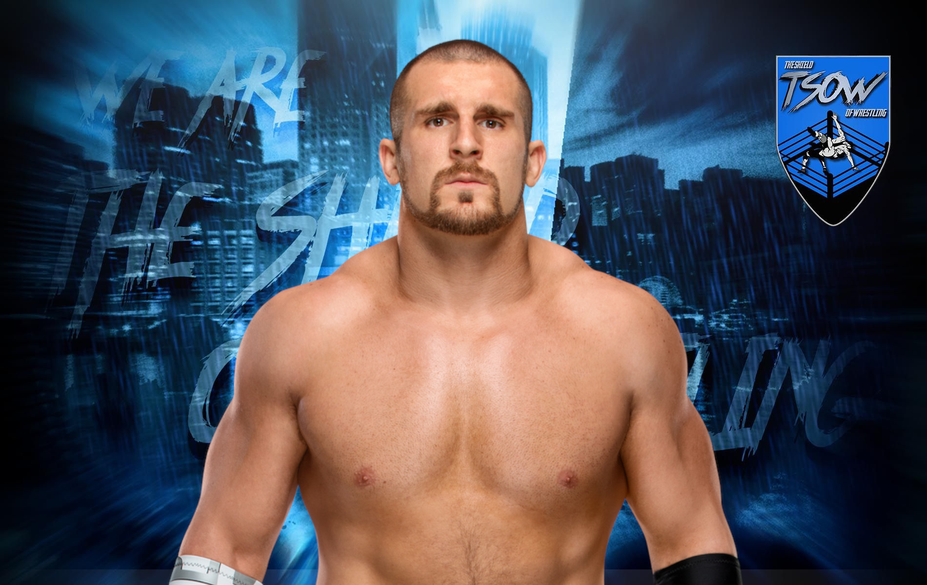 Mojo Rawley: la WWE lo voleva proporre come nuovo Goldberg